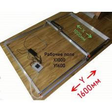 Рама для лазерно-гравировального-станка