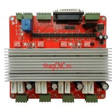 Контроллер для станка с ЧПУ (4-х координатный)